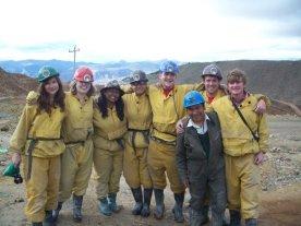 Coal mines of Potosí